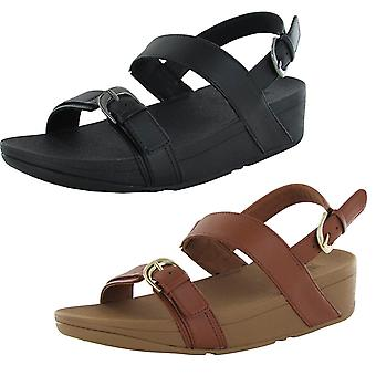 Scarpe da sandalo fitflop donna con cinturino posteriore veed