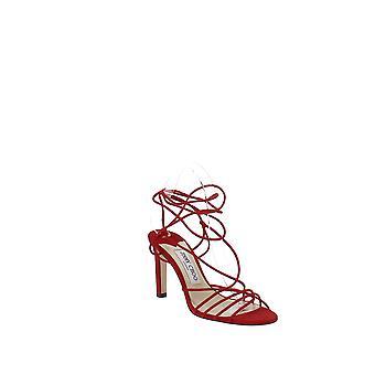 Jimmy Choo   Tao 85 Ankle-Tie High-Heel Sandals