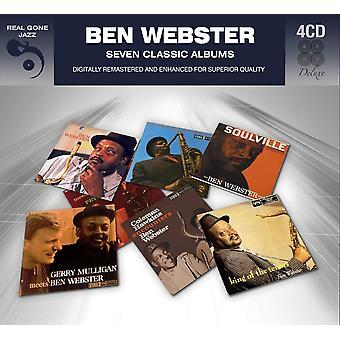 Ben Webster - Seven Classic Albums CD