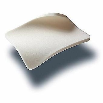 Bsn-Jobst Silicone Foam Dressing Cutimed Siltec B 3 X 3 Inch Square Silicone Adhesive with Border Sterile, 10 Count