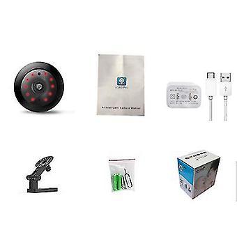 Eu plug 1080p ir langaton wifi cctv sisätiloissa &outdoor mini ip kodin turvakamera haltijalla az11511