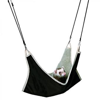 Trixie Hammock For Ferrets, 45  45 Cm For Rodents