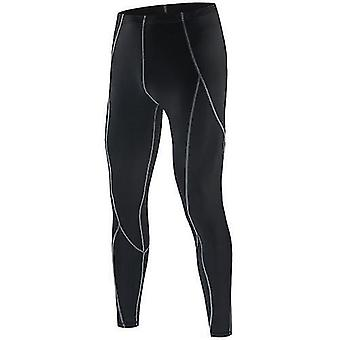 Bicycle bike jerseys men compression pants sports baselayer workout active tights leggings yoga running cycling fitness pants