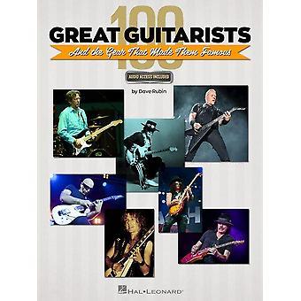 100 Grandes Guitarristas