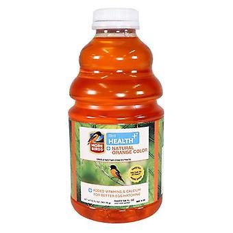 More Birds Health Plus Natural Orange Oriole Nectar Concentrate  - 32 oz