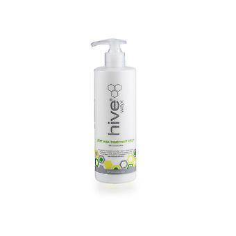 Hive av skönhet efter vax hud behandling lotion med kokos och lime-400ml