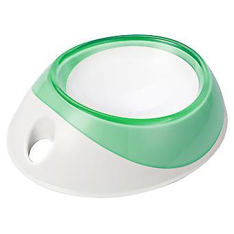 Ferribiella Ufo Plastic Feeder Green (Dogs , Bowls, Feeders & Water Dispensers)