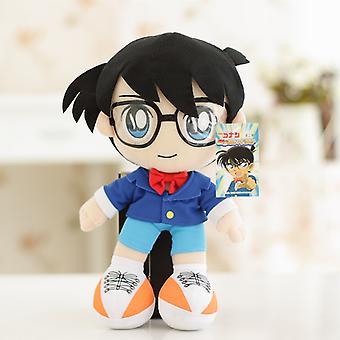 Conan Pluche Speelgoeddoos, Japanse Cartoon, Pluche Pop, Cadeau voor Kinderen