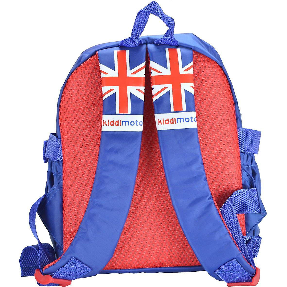 Kiddimoto Large or Small Backpack with padded shoulder straps