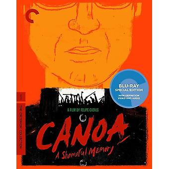 Canoa - une importation USA mémoire honteuse [Blu-ray]