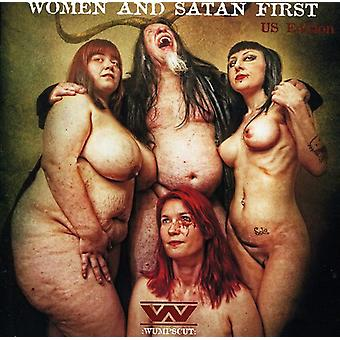 Wumpscut - kvinnor & Satan första [CD] USA import