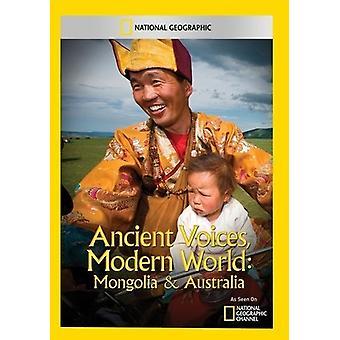 Stemmen moderne oudheid: Mongolië & Australië [DVD] USA importeren