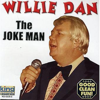 Dan Willie - Joke Man [CD] USA import