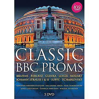 Classic BBC Proms [DVD] USA import