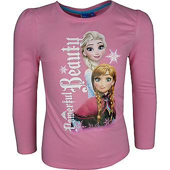 Disney congelados Elsa & Anna Long Sleeve Top PH1075