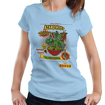 Azarotheos World Of Warcraft Cereal Women's T-Shirt