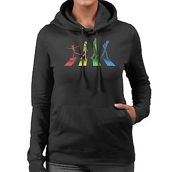 Stray Dog Strut Cowboy Bebop Women's Hooded Sweatshirt