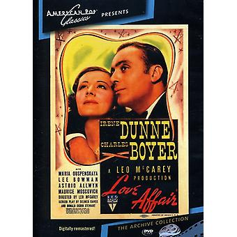 Love Affair (1939) [DVD] USA importieren