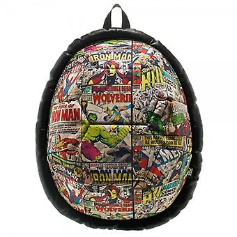Marvel Comics Marvel Comics Allover Print Backpack