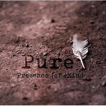 Presence of Mind - Pure [CD] USA import