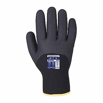 Portwest - 1 Pair Pack Arctic Winter Hand Protection Workwear Glove