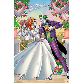 ハーレー クインとジョーカー - ロマンス ポスター ポスター印刷