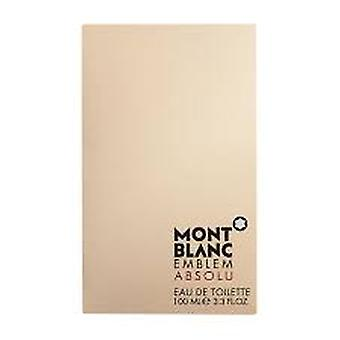 Montblanc Emblem Absolu Eau De Toilette 100ml EDT Spray
