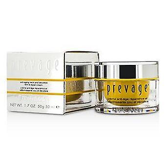 Prevage By Elizabeth Arden Anti-aging Neck And Decollete Firm & Repair Cream - 50g/1.7oz