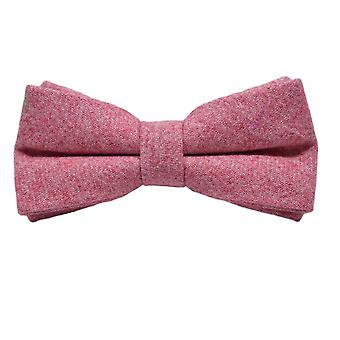 Stonewashed Red Bow Tie