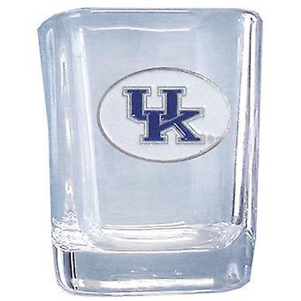 Kentucky Wildcats NCAA Square Shot Glass