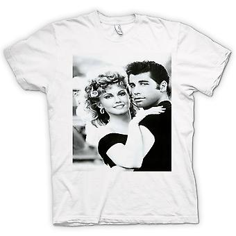 Mens T-shirt - Grease - Sandy und Danny