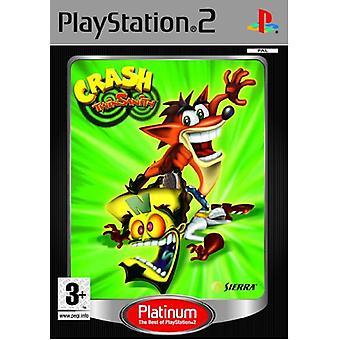Crash Twinsanity (PS2) - Platinum - New