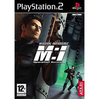Mission Impossible - Operaatio Surma (PS2) - Uutena