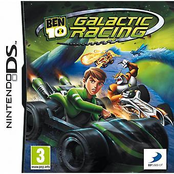 Ben 10 Galactic Racing (Nintendo DS) - Fabrik versiegelt