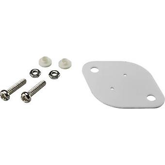 SCI A18-10B Semiconductor mounting set (L x W) 42 mm x 30 mm Suitable for TO 3 1 Set