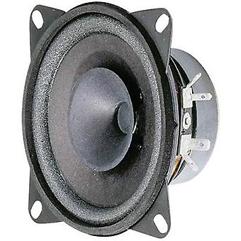 Visaton FR 10 HM 4 inch 10.16 cm Wideband speaker chassis 20 W 4 Ω