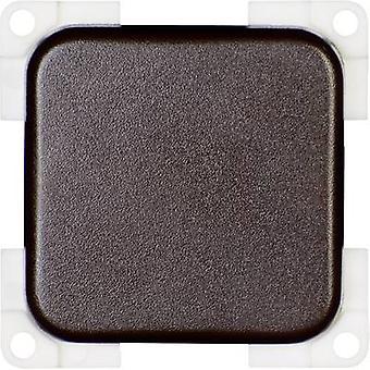 Inprojal Elektrosysteme legen Sie Schalter braun 102565