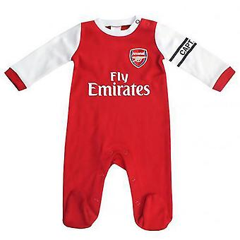 Arsenal Unisex Baby Sleepsuit 2018/19 Season