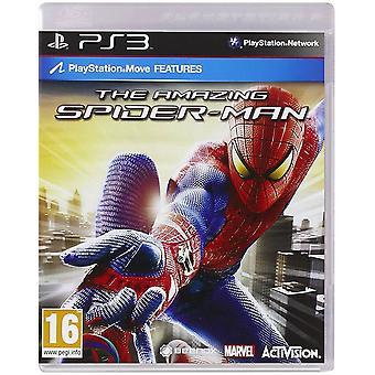 Den fantastiske Spider-Man PS3 videospil