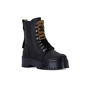 Bronx ankleboot black booties