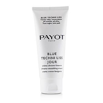 Blå Techni Liss jour Chrono-udjævning creme (Salon størrelse)-100ml/3.3 oz