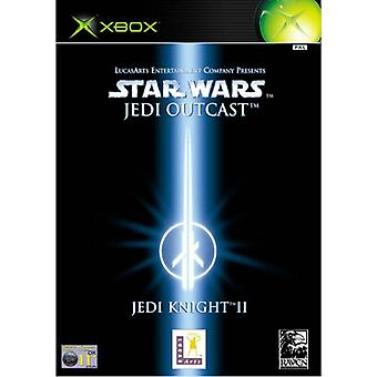 Star Wars Jedi Knight II Jedi Outcast (Xbox)-nieuw