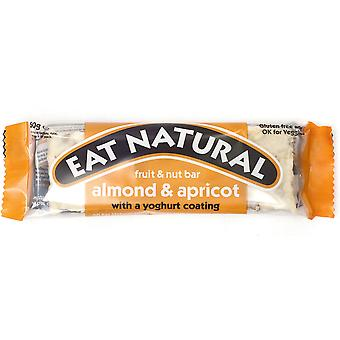Eat Natural Gluten Free Almond, Apricot & Yoghurt Bars