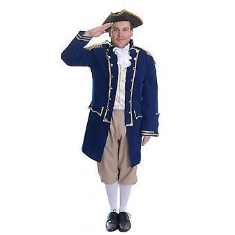 艦隊の海軍大将