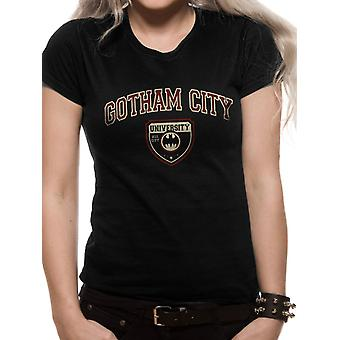 DC Comics Batman - Camiseta da Universidade de Gotham City