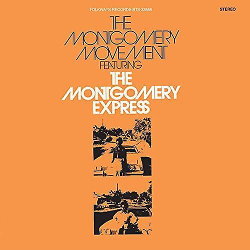 Montgomery Express - Montgomery Movement [Vinyl] USA import