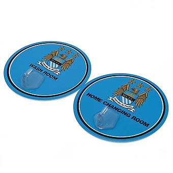 Manchester City FC knage