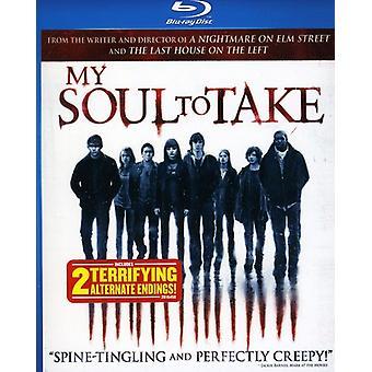 Min sjel ta [Blu-ray] USA Importer