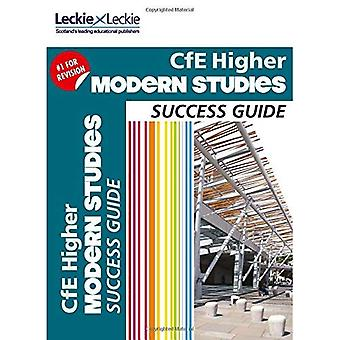 CfE Higher Modern Studies Success Guide (Success Guide)