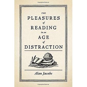 Os prazeres da leitura em uma época de distração